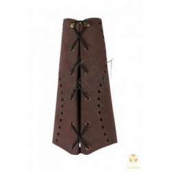 STRELE ARMGUARD TRADITIONAL LEATHER LARGE