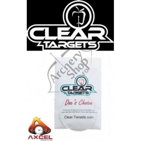 AXCEL LENTILA CLARA X31 SI X41 CLEAR TARGET LENS