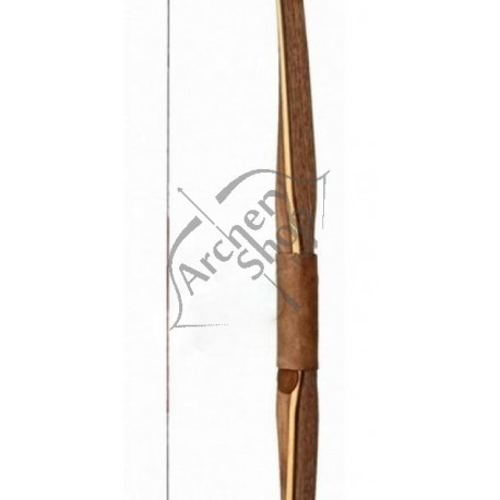 BIG TRADITION FLATBOW DRAGON HISTORICAL LONGBOW  68 INCH