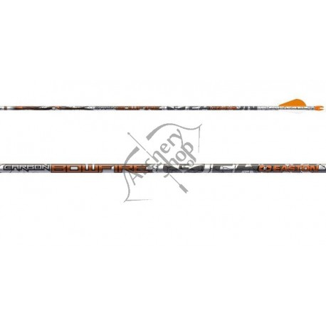 EASTON SHAFTS CARBON BOW FIRE