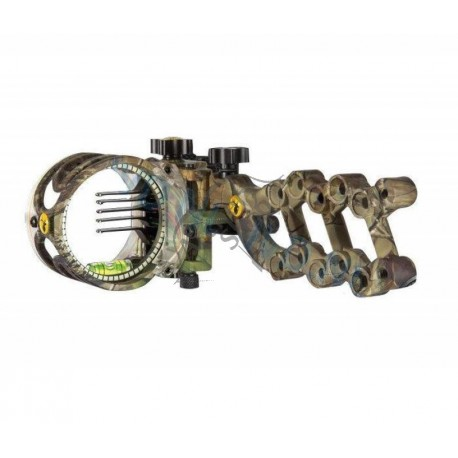 TROPHY RIDGE APARAT DE OCHIRE REACT 5 PINS CAMO SIGHT