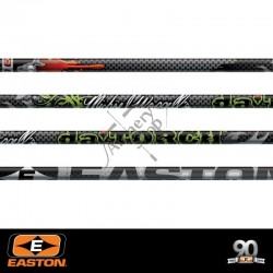 EASTON SHAFTS DA TORCH CARBON SET 6 BUC