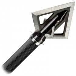MAGNUS BROADHEAD BLACK HORNET 4 LAME - SET 3BUC