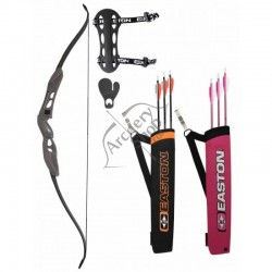 EASTON SET ARC INCEPATORI BEGINNER BOW PACKAGE