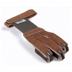 NEET MANUSA PIELE SHOOTING GLOVE N-FG-2L LEATHER