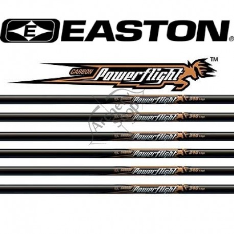 EASTON SHAFTS CARBON POWERFLIGHT .006