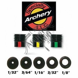 SPECIALTY ARCHERY 1 CLARIFIER (APERTURE + LENS) YELLOW