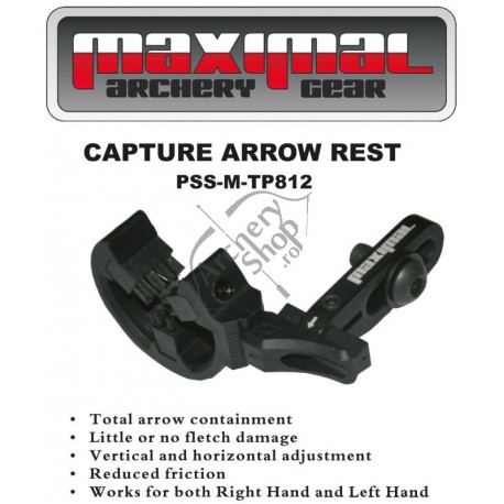 MAXIMAL SUPORT SAGEATA CAPTURE ARROW REST
