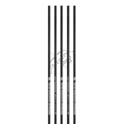 BEARPAW SHAFTS CARBON PENTHALON TRADITIONAL LINE BLACK