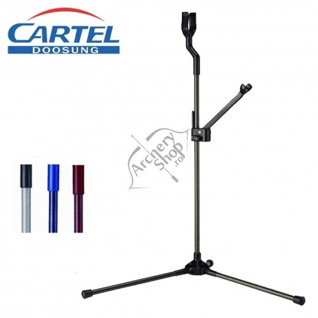 CARTEL BOWSTAND MIDAS RX10 ALU-CARBON SUPORT ARC
