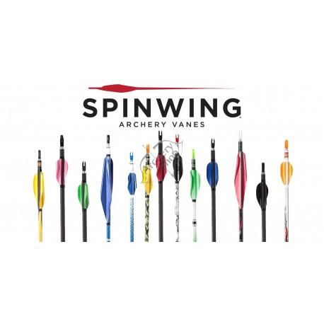 SPIN WING VANES ORIGINAL 4 INCH SET 50
