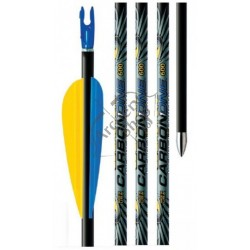 EASTON CARBON ONE CU EASTON VANES CUSTOM SAGEATA N-FUSED CARBON