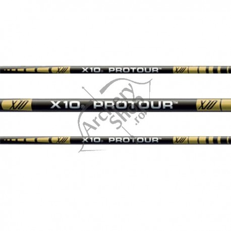 EASTON SHAFTS X10 PROTOUR SET 12