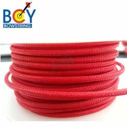 BCY D-LOOP MATERIAL 0.060 ROSU 100 FT (33 METRI)
