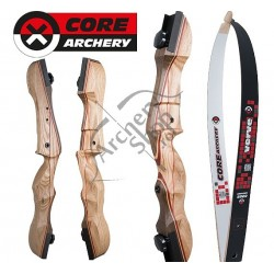 CORE VERVE BLACK & WHITE ARC RECURVE INCEPATORI