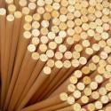 Shafturi din lemn si bambus