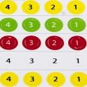 Numere si markere sageti