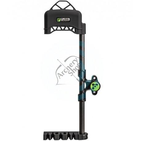 FUSE BOWQUIVER ALPHALITE XL 5-ARROW BLACK