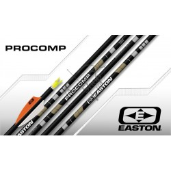 EASTON PROCOMP ALU-CARBON SHAFTS SET 12 BUC