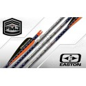 EASTON SHAFTURI FULL METAL JACKET DANGEROUS GAME .002 SET 12BUC