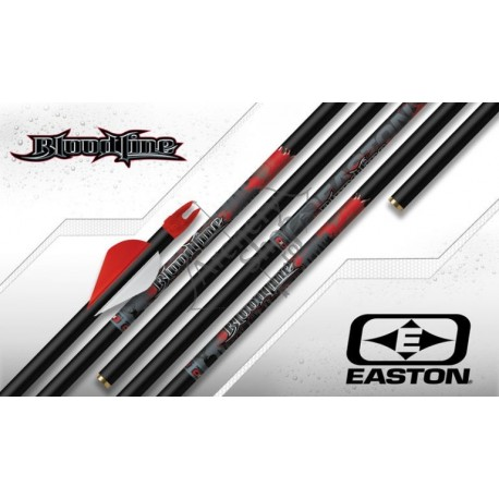 EASTON SHAFTURI CARBON BLOODLINE SET 6 BUC