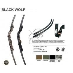 WIN&WIN BOW ARC RECURVE BLACK WOLF