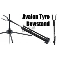 AVALON TYRO ALUMAGNETIC SUPORT ARC BOWSTAND