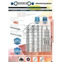 AVALON CLASSIC/SKYLON RADIUS SAGEATA CARBON .007 DIA 4.2