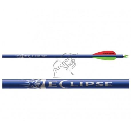EASTON X7 ECLIPSE BLUE SHAFTURI ALUMINIU .001 SET 6 BUC