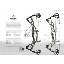 HOYT CARBON RX-4 REDWRX TURBO ARC COMPOUND