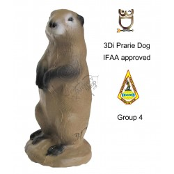 INTERNATIONAL TARGETS 3D PRAIRIE DOG