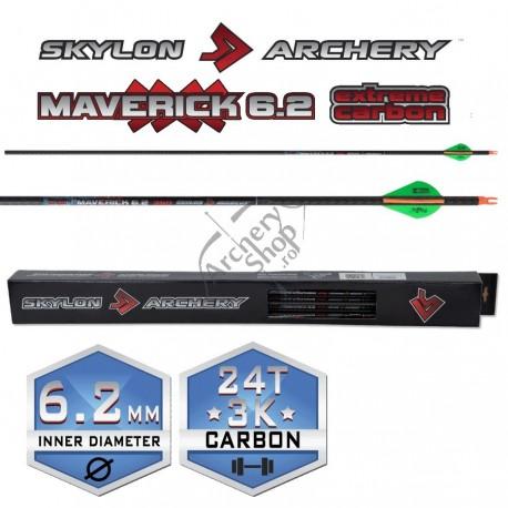SKYLON MAVERICK 3K CARBON SHAFT SET 12 BUC