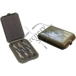 MTM CUTIE MECHANICAL BROADHEAD CASE ARMY GREEN