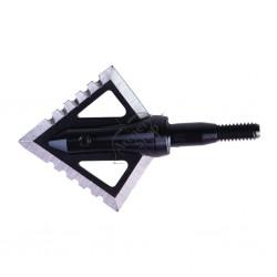 MAGNUS BROADHEAD BLACK HORNET SER -RAZOR 2 LAME SET 3BUC