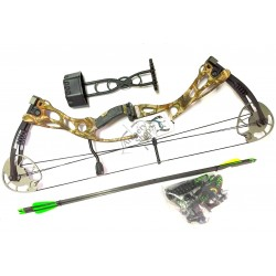 HORI-ZONE AIR BOURNE DELUXE CAMO READY TO SHOOT