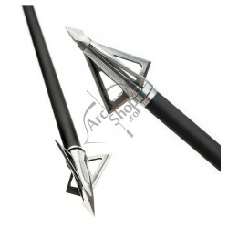 GRIM REAPER HADES FIXED BLADE BROADHEAD SET 3