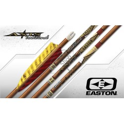 EASTON AXIS TRADITIONAL CARBON CU PENE NATURALE SET 6 BUC