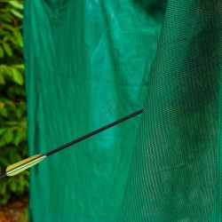 JVD PLASA PROTECTIE NETTING STRONG GREEN 15 Mx2.85M