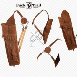 BUCK TRAIL INDIAN BIG QUIVER TOLBA SPATE