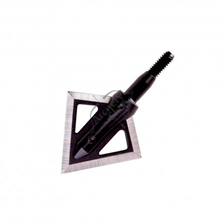 MAGNUS BROADHEAD BLACK HORNET 2 LAME - SET 3BUC