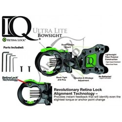 IQ ULTRALITE RETINA LOCK 5 PINS SIGHT APARAT DE OCHIRE