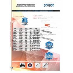 SKYLON BRIXXON SHAFT 4.2 SET 12 BUC
