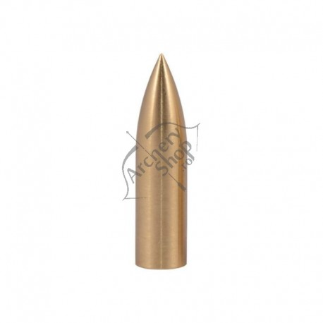BEARPAW VARF ALAMA CONIC CU FILET BRASS 5/16