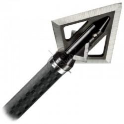 MAGNUS BROADHEAD BLACK HORNET 4 LAME - SET 3BUC