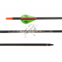 EASTON POWERFLIGHT CU DIAMOND/BLAZER VANES CUSTOM SAGEATA CARBON