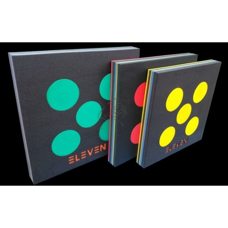 PANOU ELEVEN LARP TARGET 80 x 80 x 7 cm 5 Holes