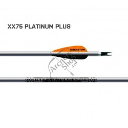 EASTON PLATINUM PLUS CU EASTON VANES CUSTOM SAGEATA ALUMINIU