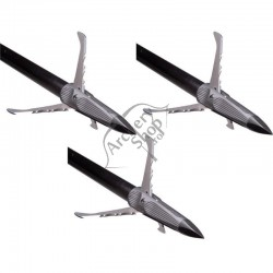NAP SPITFIRE EDGE BROADHEAD SET 3 BUC