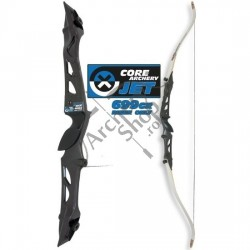 CORE ARC RECURVE CROSA METALICA JET VERVE BOW