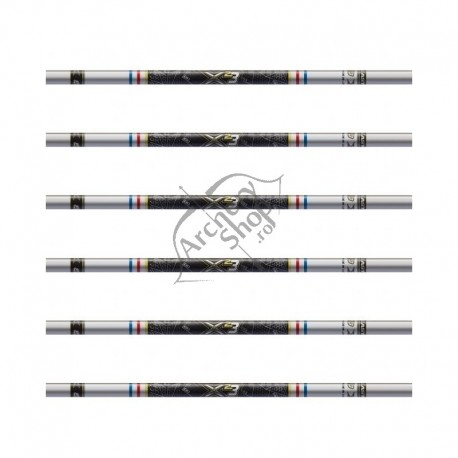 EASTON SHAFT X23 ALUMINIU .001
